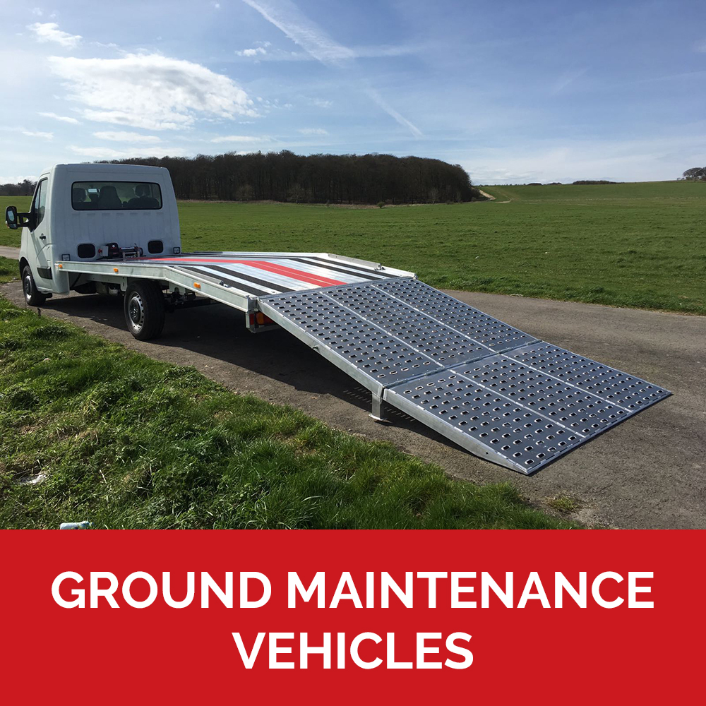 Ground Maintenance Vehicles