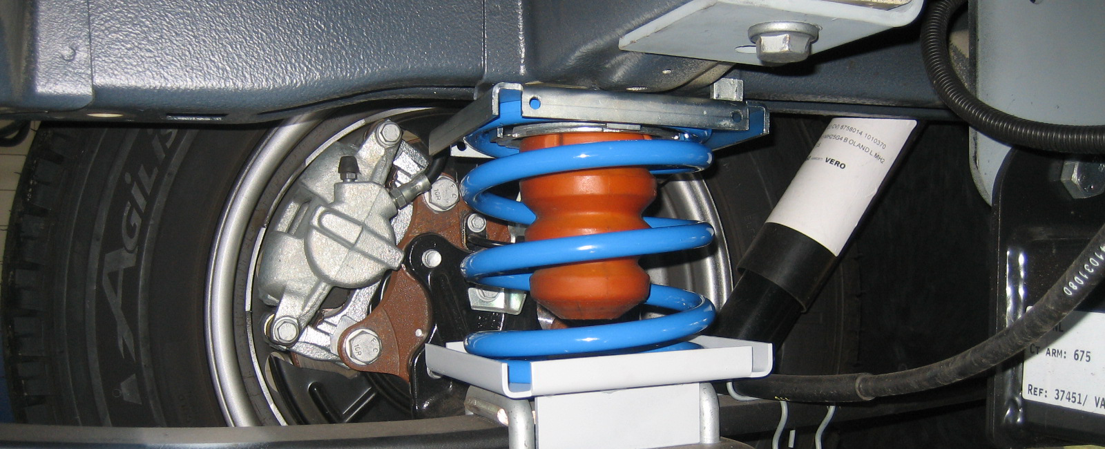 Mad Air Suspension and Springs